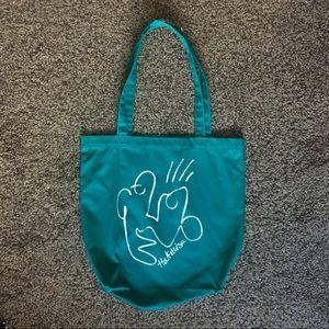 HalfNoise Paramore Tote Bag